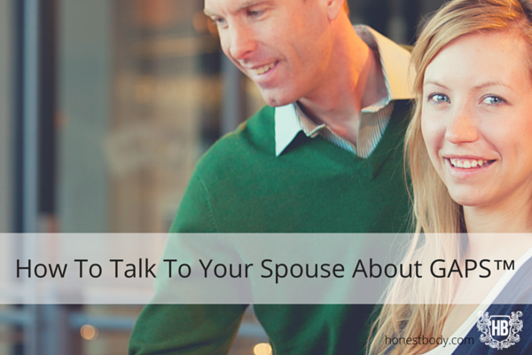 Are you convinced that your family needs to follow the GAPS Protocol, but wondering how to talk to your spouse about GAPS? Here is a starting point.