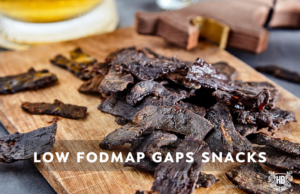 GAPS Low FODMAPS Snacks