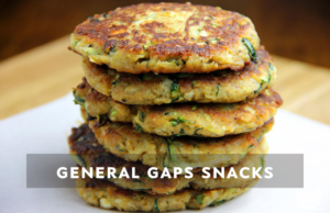 GAPS Diet Snacks