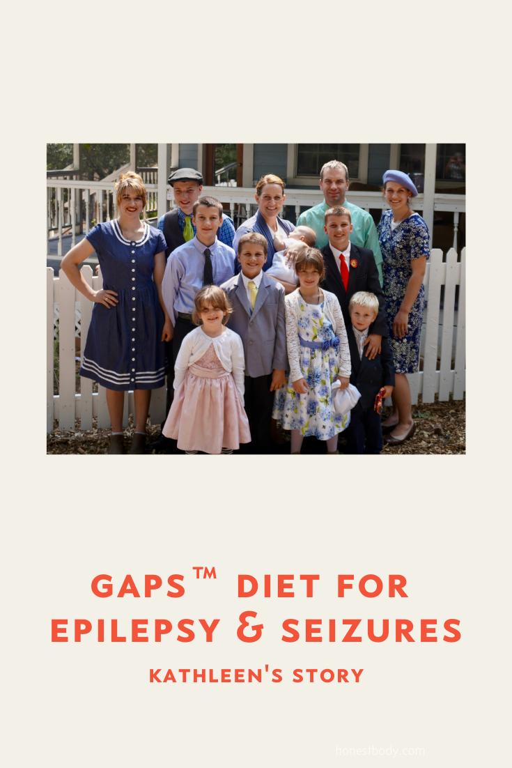 GAPS Diet for Epilepsy and Seizures