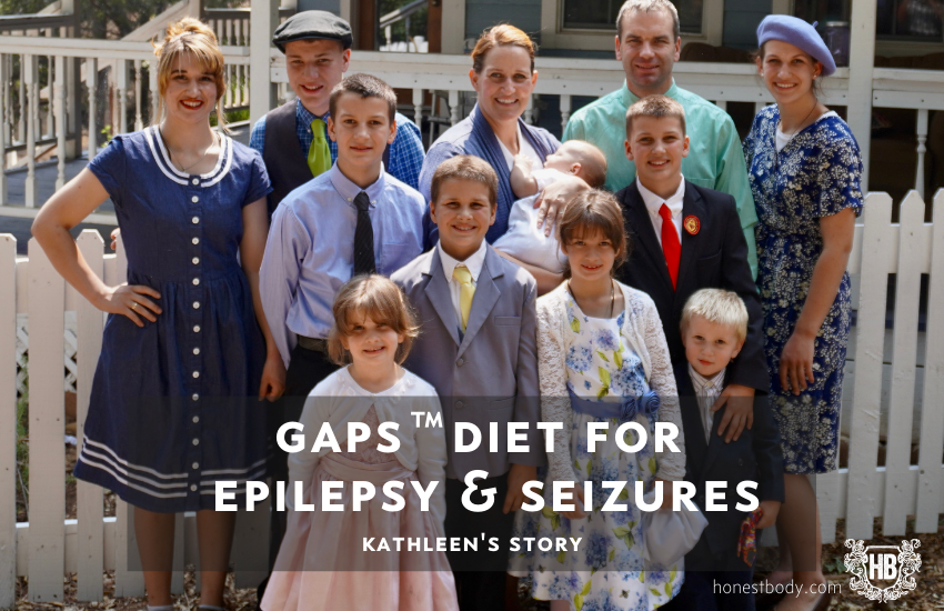 GAPS Diet for Epilepsy and Seizures