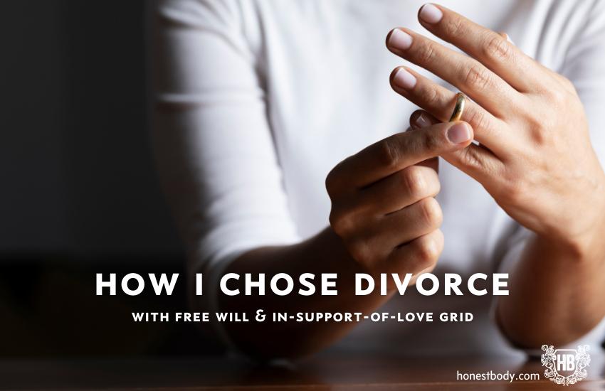 How I Chose Divorce